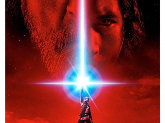 Star Wars: The Last Jedi är nu helt färdig
