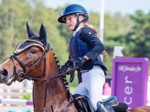 Alicia Jönberg klar för dubbla SM-starter