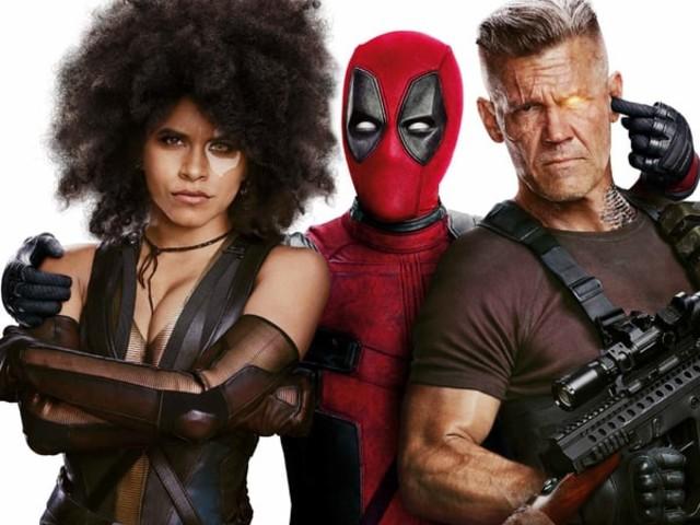 Deadpool 2 (2018 USA)