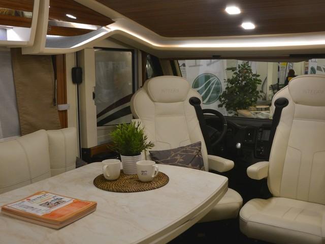 Nya husbilar och trender på Caravan Stockholm 2018