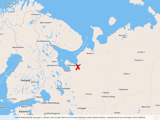 Radioaktiva isotoper hittade i Ryssland