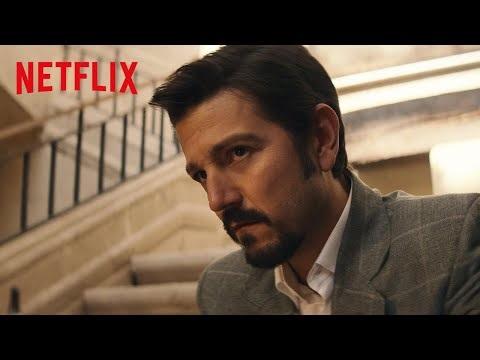 Trailer för andra säsongen Narcos: Mexico