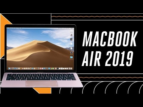 The Verge tar en titt på Macbook Air 2019