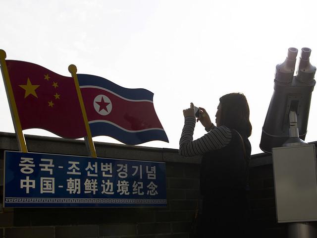 Nordkorea en bricka i världspolitiskt spel