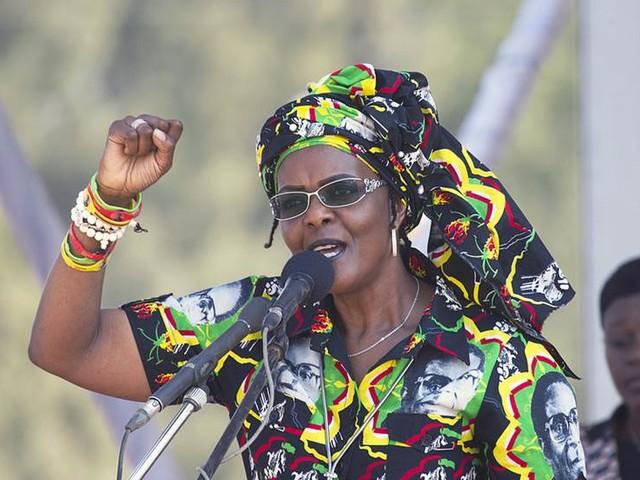 Mugabe talar kryptiskt om efterträdare