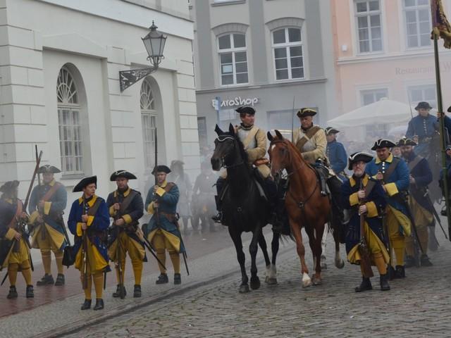 Schwedenfest i Wismar, Tyskland