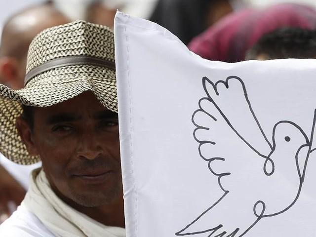 Colombias övergångslag godkänd i senaten
