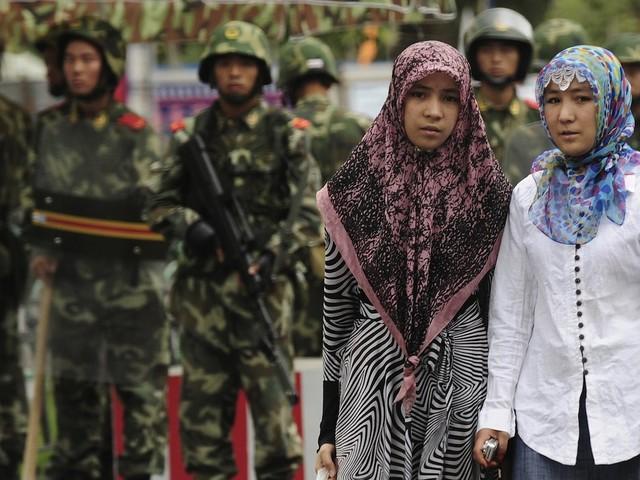 Kinas muslimer sätts i läger för politisk omskolning