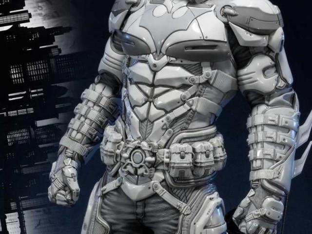 Den här Batman-figuren kostar strax under 9000 kronor
