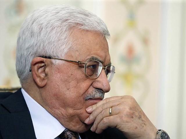 Abbas ber EU erkänna palestinsk stat