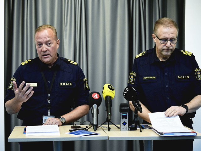 Ny polisinsats i Malmö –ökar trycket mot de kriminella nätverken