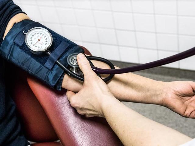 Medelåldershjärnan känslig för högt blodtryck
