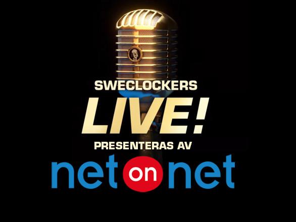 SweClockers Live! 2021 presenteras av Netonnet