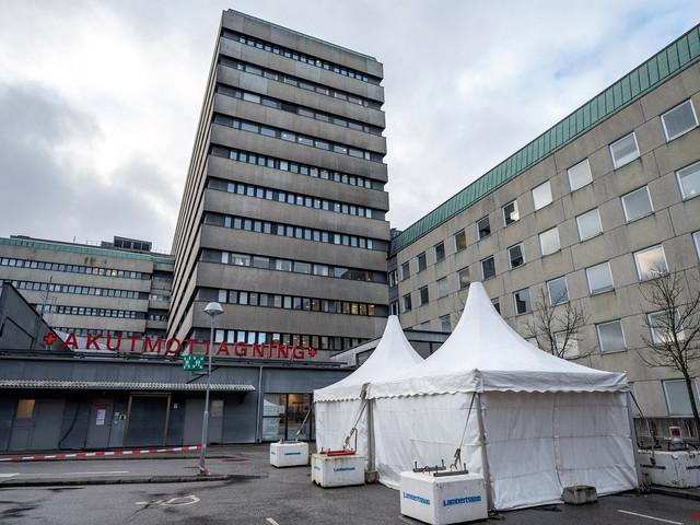 Skånska patienter bryter mot besöksförbudet – risk för smittspridning på sjukhusen