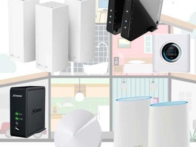 Stortest: 6 smarta wifi-paket som ger bättre täckning i hela huset