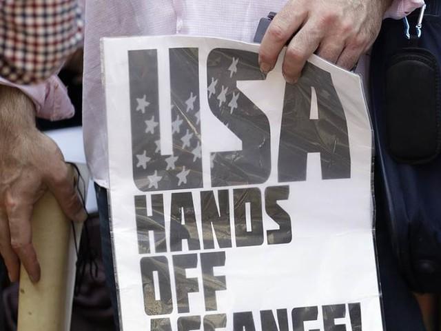 Vita huset erbjöds uppgörelse om Assange