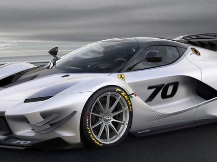 Ferrari FXX K kunde bli värre - här är FXX K Evo