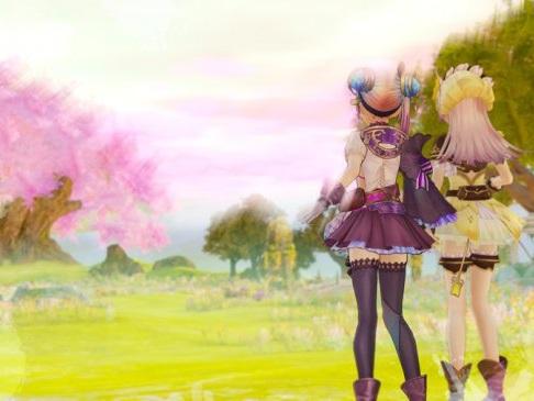 Såhär ser Atelier Lydie & Suelle ut till Switch