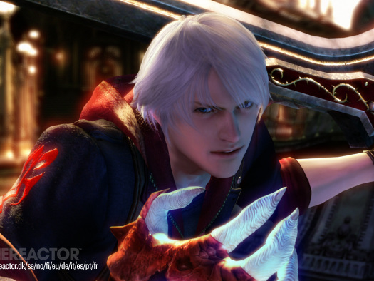 Capcom utlovar 4K-grafik till PC-versionen av Devil May Cry HD Collection