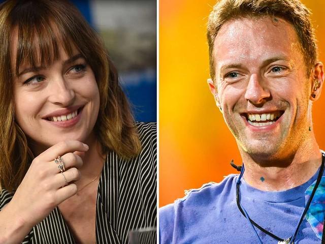 Stjärnan om relationen med Coldplay-sångaren
