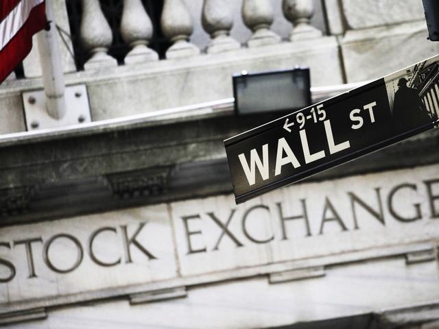 Trump sänkte Wall Street