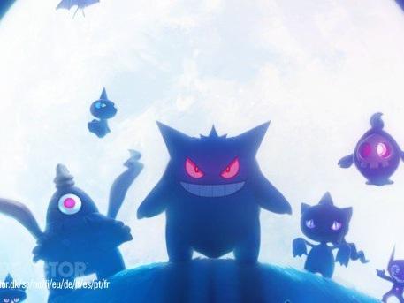 Pokémon Go verkar få nya monster under Halloween