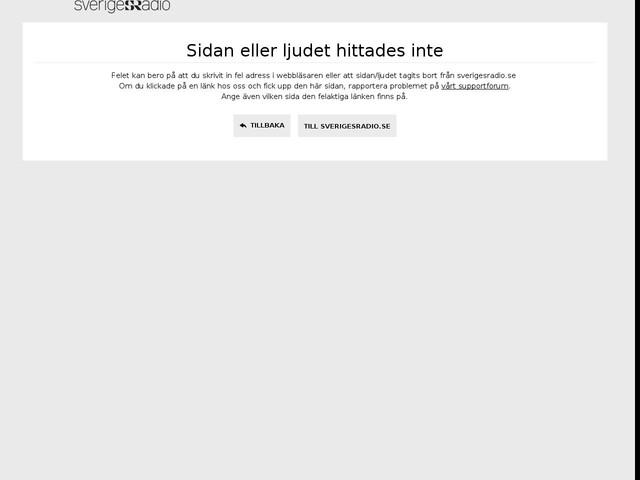 Skräck och stillhet på Hudiksvallsgatan