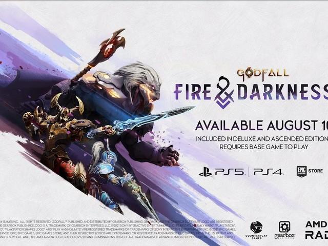 Godfall kommer till Playstation 4 i augusti