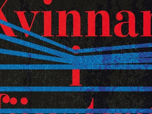 """""""Kvinnan i fönstret"""" av A J Finn"""