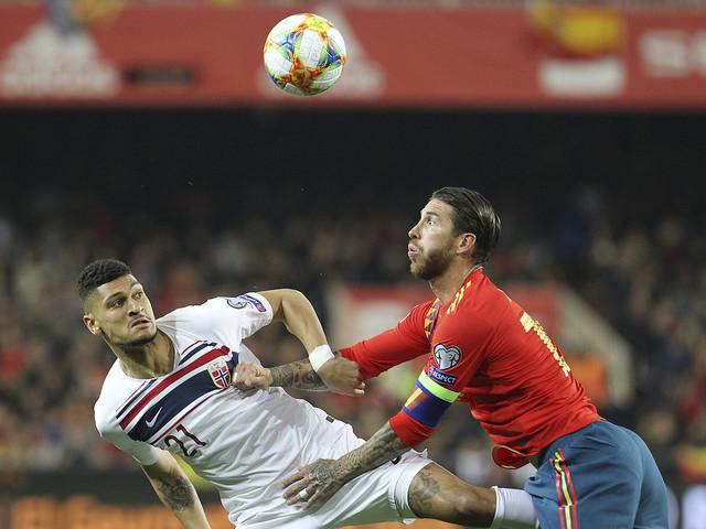 Ramos straffchippade segern till Spanien