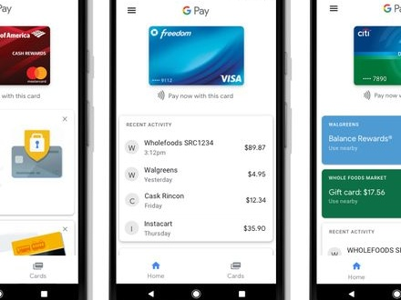 Google lanserar Google Pay