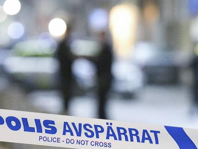 En gripen misstänkt för mord i Stockholm