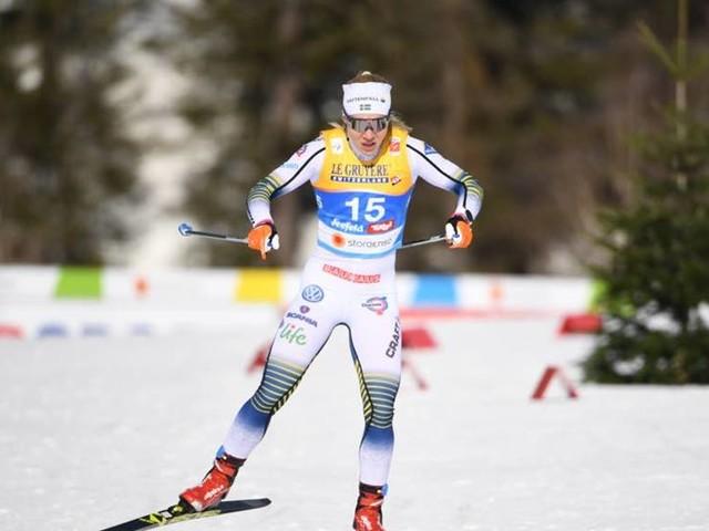 Dahlqvist snabbast när svenskorna inledde VM