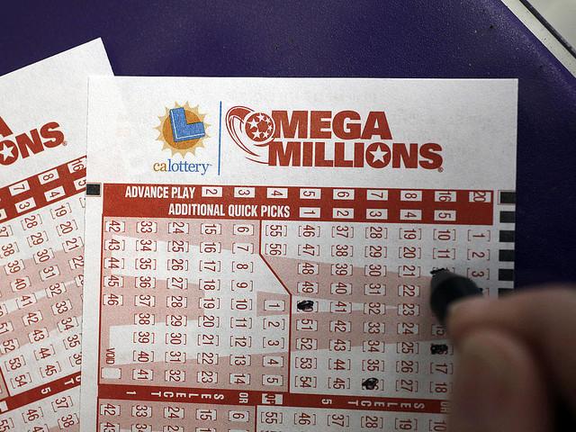 Miljardvinst på amerikanskt lotto
