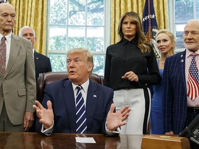 Trump om Asap Rocky: Jag ska ringa Löfven