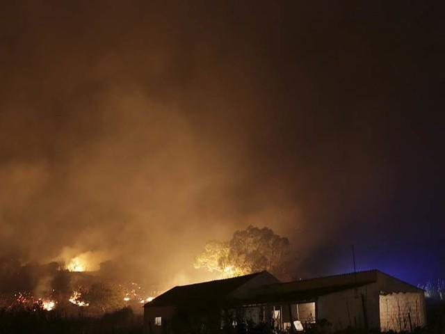 Bränder i Portugal har krävt många liv