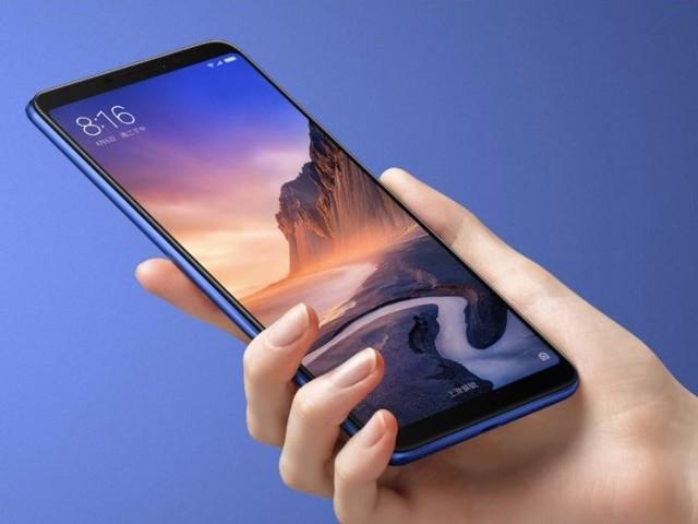 Xiaomi introducerar Mi Max 3 – kombinerar enorm skärm med enormt batteri