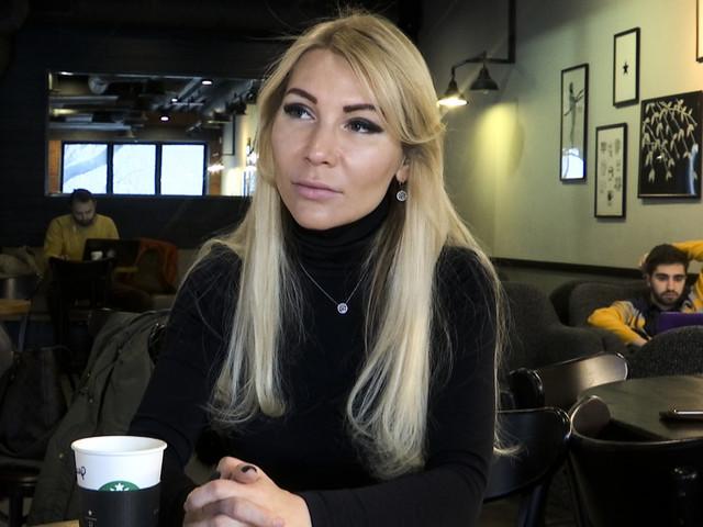 Aktivist utmanar rysk ansiktsigenkänning