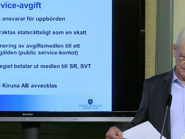 Klart: Tv-skatt föreslås ersätta tv-avgiften