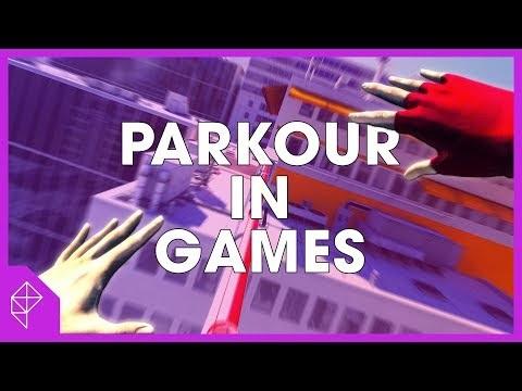 Polygon snackar parkour i spel