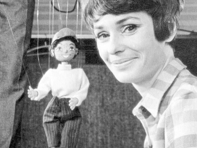 Anita och Televinken – osannolika och oskiljaktiga superstjärnor