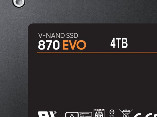 Samsung lanserar 870 EVO — SSD i rimlig prisnivå över SATA