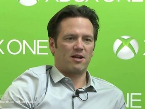 Xbox-chefen Phil Spencer blir befordrad