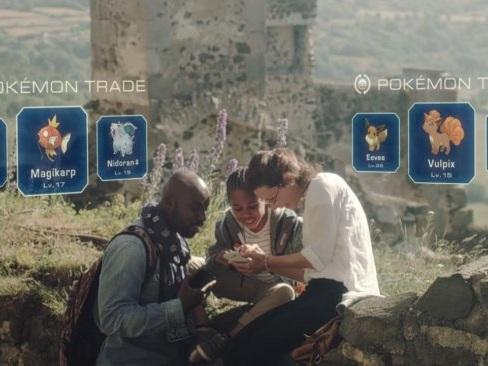 Pokémon Go uppdaterat till Iphone X