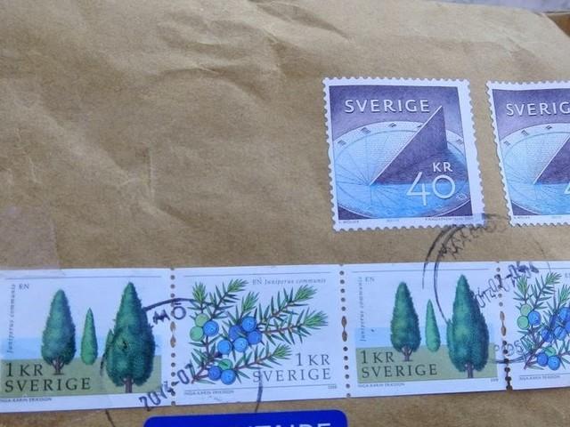 Postgången och portot