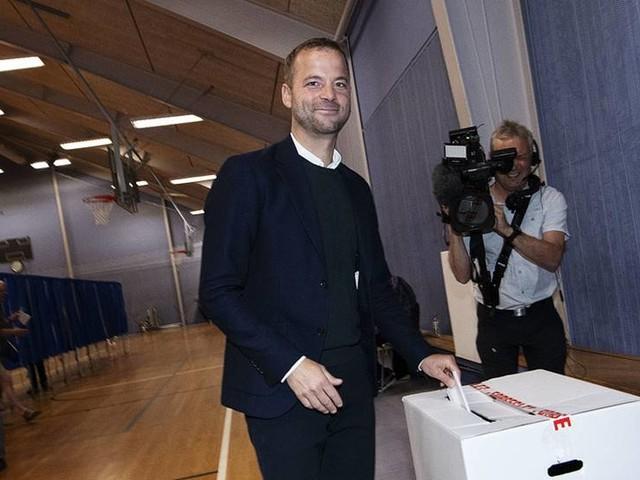 Hicka i regeringsförhandlingarna i Danmark