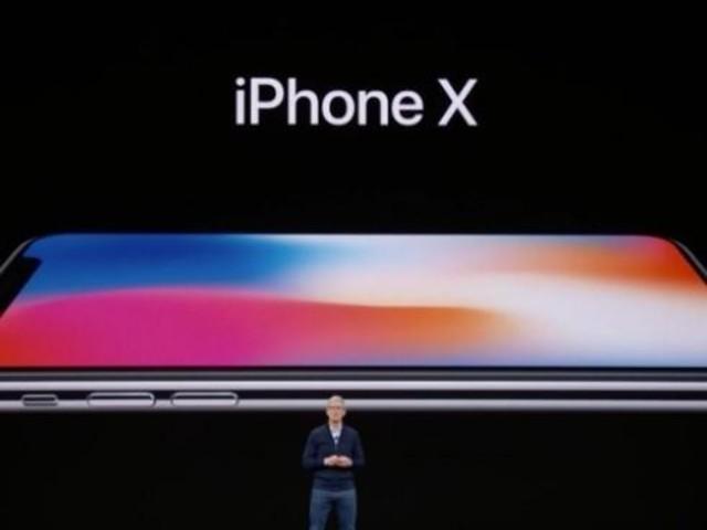 Här är Iphone X - Apples nya supermobil