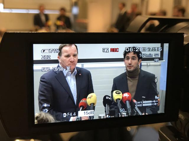 TV: Så sa ministern om myndigheterna som ska flytta
