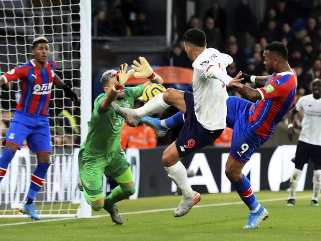 Firminos sena mål räddade Liverpools svit