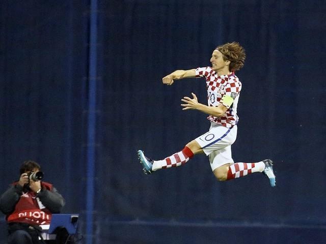Kroatien mot VM efter kross